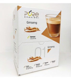 50 capsule Ginseng BAR compatibili DOLCE GUSTO*